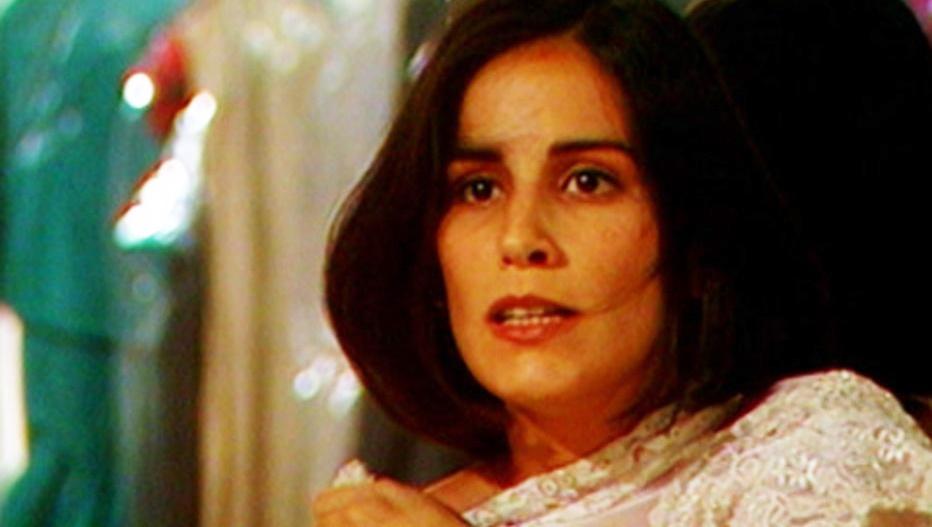 """Gloria Pires em cena antológica de """"Vale Tudo"""", em 1988"""