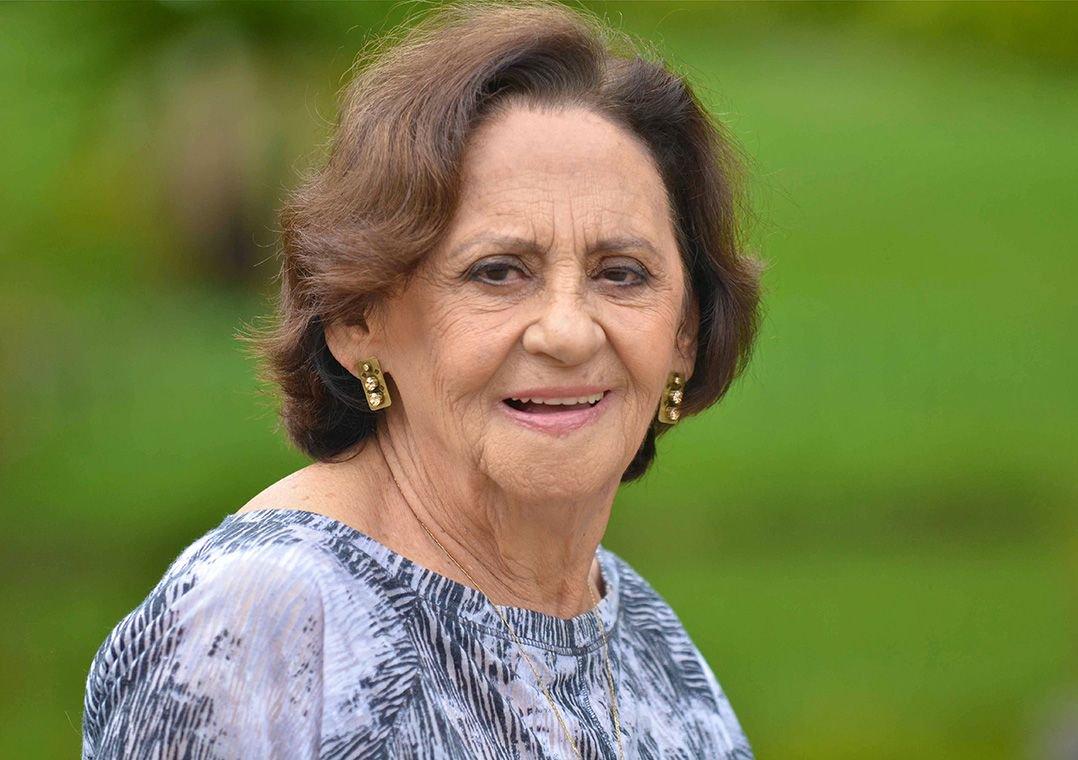 Laura Cardoso celebra 92 anos