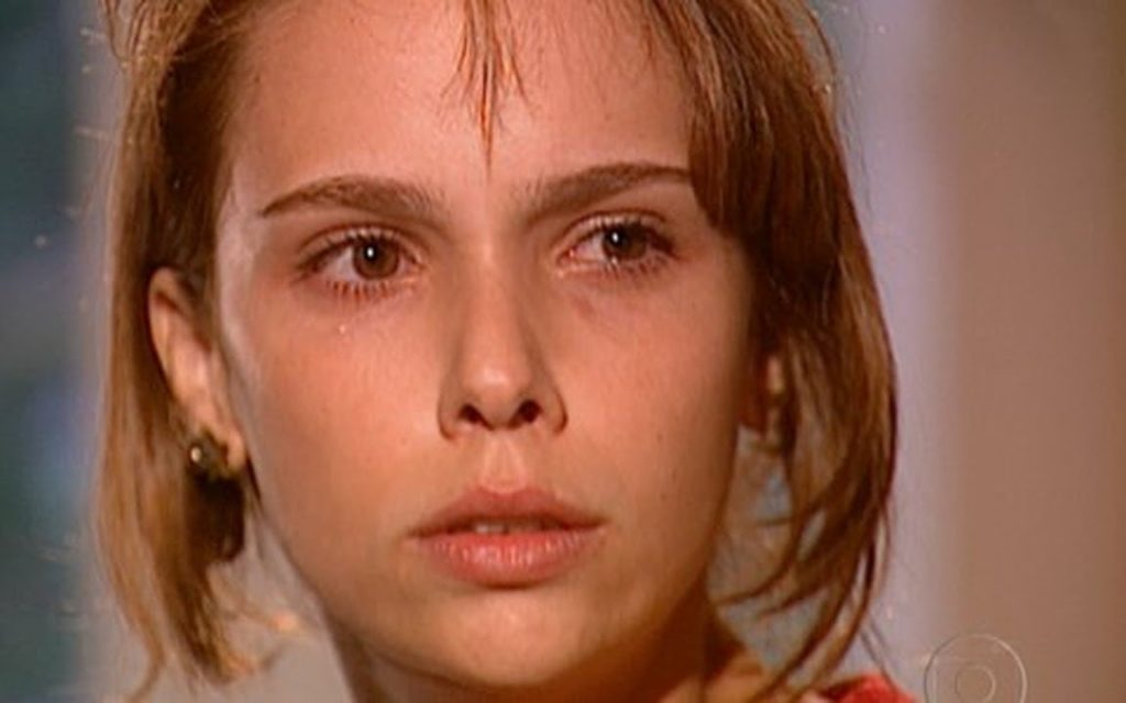 Débora Falabella como Mel em O Clone