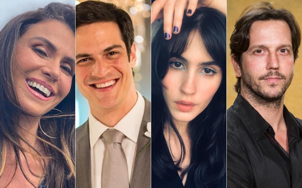 Giovanna Antonelli, Mateus Solano, Valentina Herszage e Vladimir Brichta protagonizam novela Quanto Mais Vida Melhor